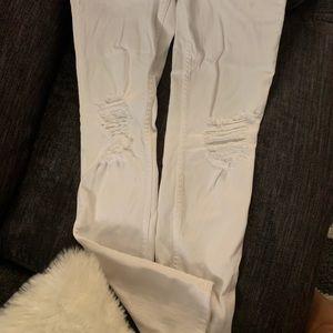 Hudson Jeans Jeans - BRAND NEW NEVER WORN!! Hudson destroyed skinnies